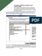 Configurar VPN No Server 2003