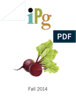 IPG Fall 2014 General Trade