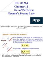 Kinetics of particles