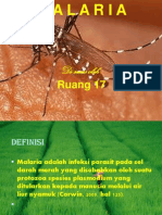 EDITAN Askep Malaria Tropika