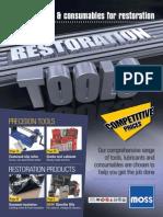 Restoration Tools Catalogue Complete