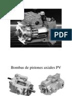 Bombas de Pistones Axiales