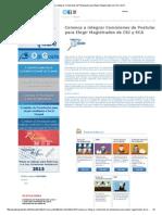 Convoca a Integrar Comisiones de Postulación Para Elegir Magistrados de CSJ y SCA