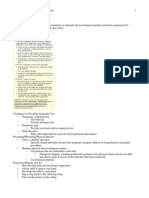 Chapter 8 Peds notes