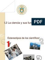 1.2 La Ciencia y Sus Funciones