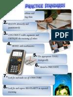 8 Math Practice Standards