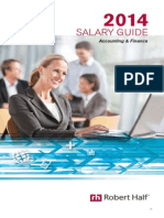 Salary Guide 2014  for Canada