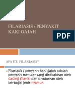 Filariasis Ft