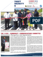 Summer 2014 11th Street Bridge Community Connection Newsletter