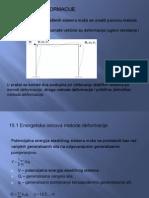 Metoda Deformacije Uvod