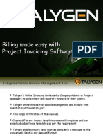 Online Invoicing Software