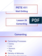 Tech Drilling Cementing