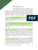 Qué Es La Reforma en Materia de Competencia Economica