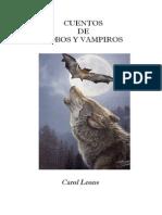 Cuentos de Lobos y Vampiros