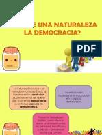 Presentacion Democracia