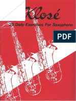 Etudes for Saxophone - Klose.pdf