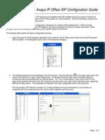 Avaya IPOffice Configuration Guide