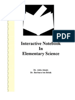 Sci Interactive Notebook