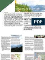 Regional Open Space Strategy Scoping Report
