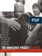 Innocence Project in Print - Winter 2009