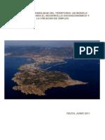Informe Sostenibilidad Del Territorio en Ceuta