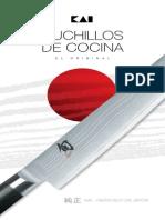 Catalogo de Cuchillos Japoneses
