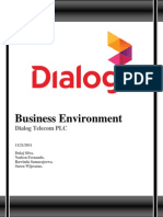 Dialog Telecom PLC_Business Environmen