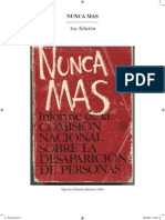 Guatemala Nunca Mas