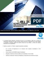 Presentacion Pacific Sistemas y Servicios