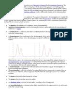 Basic Chromatography