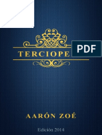 Aaron Zoe Terciopelo Edicion 2014
