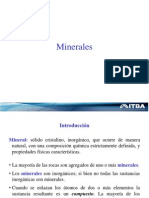 Geologia 3-3 Minerales