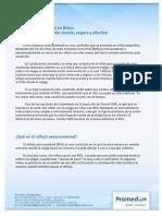 Www.promedon.com Recursos NuevosPDF PDF Espaniol Pacientes Productos Salud-Infantil Pacientes-Vantris-reflujo-Vesicouretral-Infantil-ES-OK