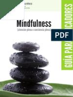 Guía para docentes y educadores sobre MINDFULNESS (ed. formal y no formal)
