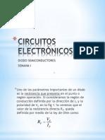 1ra Semana Circuitos Electronicos