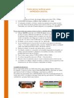 Como enviar archivos p/ Impresión Digital
