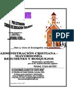 Administración Cristiana i