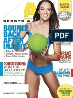 SEPTEMBER & OCTOBER 2014 MAX SPORTS & FITNESS MAGAZINE