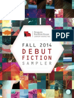 Fall 2014 Debut Fiction Sampler