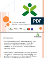 Eletricidade - Analise Circuitos Em Corrente Continua
