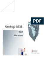 Méthodologie Du PMR