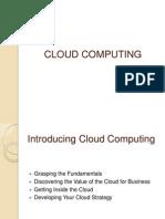 Cloud - Salesforce