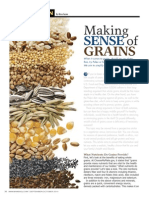 """Making Sense of Grains"""