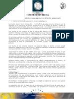 18-01-2011 Guillermo Padrés acompañado del secretario de Sagarpa, Francisco Javier Mayorga, firmaron el primer convenio de desarrollo rural con la federación de 5 mil 500 millones de pesos. B011169
