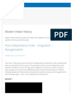 Modern Indian History Archives _ IAS MAINS