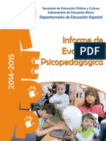 INFORME EPP-2014-2015