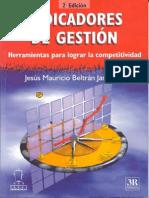 Indicadores de Gestión Por Jesús Mauricio Beltrán Jaramillo