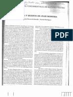 Agonia y Muerte de Juan Moreira - Heredia y Rogriguez