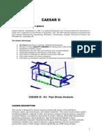 Caesar II Brochure
