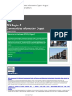 EPA Region 7 Communities Information Digest - August 28, 2014 (Back to School Edition)